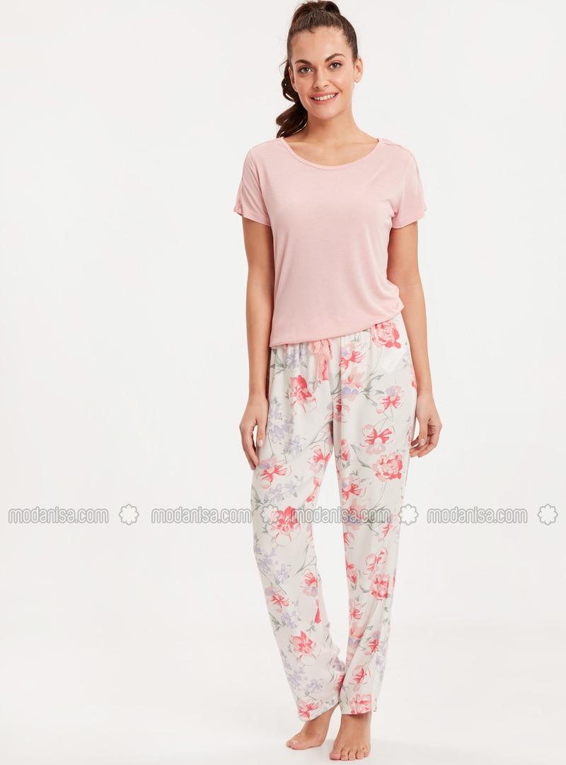 neue bilder von Offizieller Lieferant heißer verkauf rabatt Rosa - Pyjama