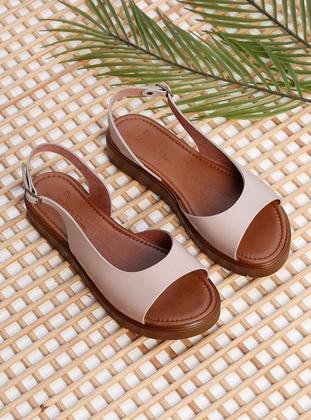Powder - Sandal - Sandal - Ayakkabı Frekansı