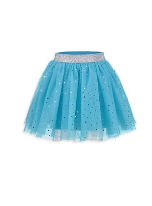 Turquoise - Age 8-12 Skirt