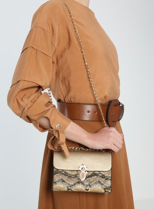 Gold - Shoulder Bags