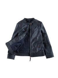 Navy Blue - Puffer Jackets
