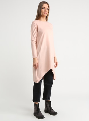 Powder - Crew neck - Acrylic -  - Tunic