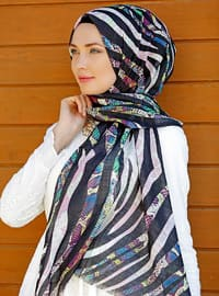 Multi - Printed - Cotton - Shawl - Şal Evi