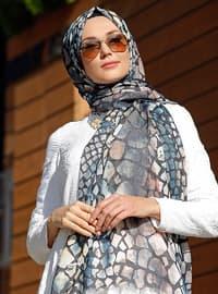 Multi - Printed - Cotton - Shawl - Şal Evi