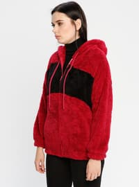Red - Unlined - Puffer Jackets