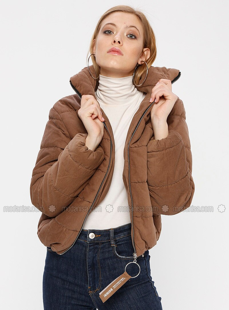 Camel - Unlined - Puffer Jackets