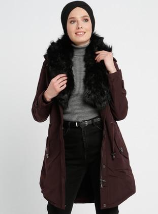 Cherry - Fully Lined - Coat