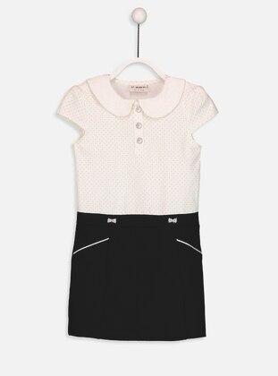 Ecru - Age 8-12 Dress