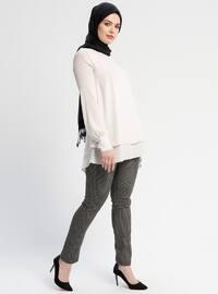 Black - Brown - Multi - Pants