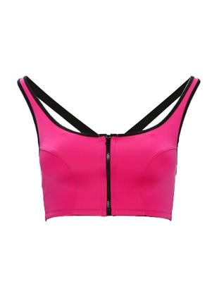 Pink - Fuchsia - Bra
