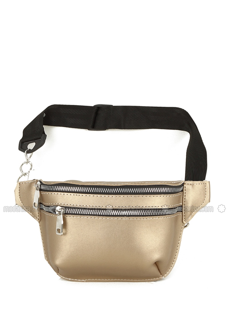 Golden tone - Satchel - Bum Bag