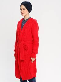 Red -  - Cardigan