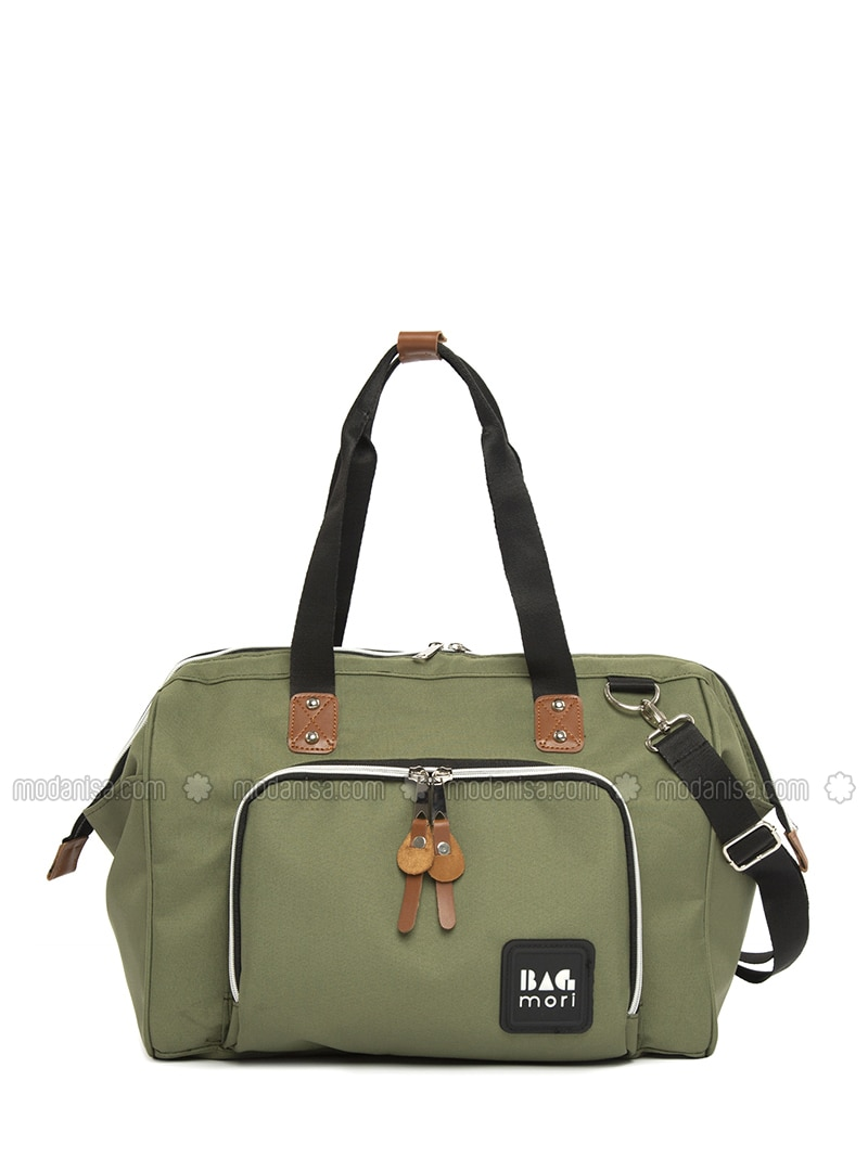 Khaki - Shoulder Bags