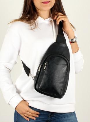 Black - Backpacks - Luwwe