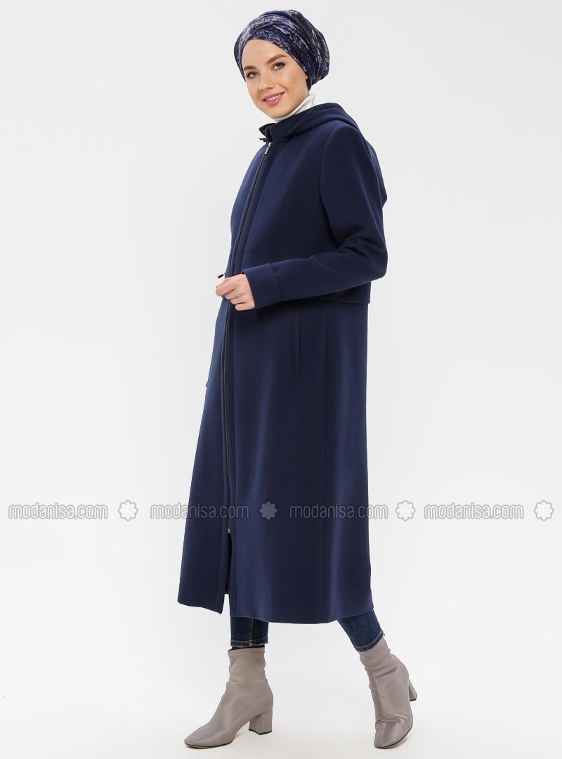Indigo - Fully Lined - Coat