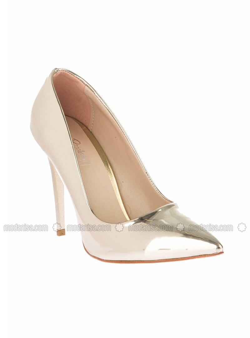 Gold - High Heel - Heels