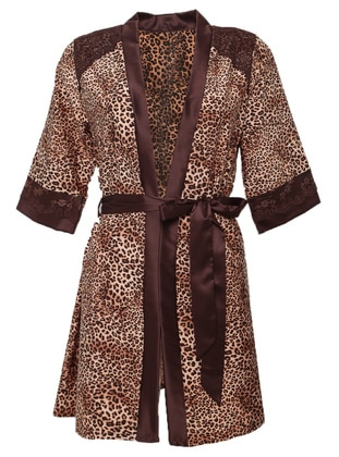 Brown - Morning Robe