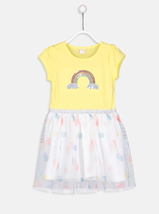 Yellow - Kids Nightgowns