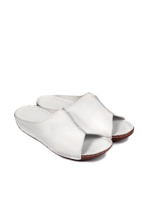 White - Sandal - Slippers