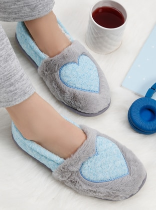 Blue - Sandal - Slippers - TWIGY