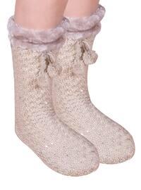 Beige - Sandal - Slippers - TWIGY