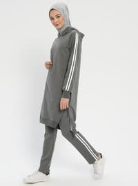 Anthracite - Tracksuit Set