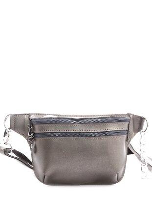 Silver - Bum Bag