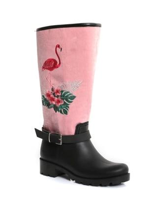 Pink - Boot - Boots - ROVIGO