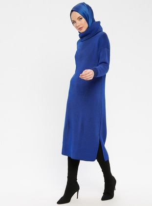 Saxe - Polo neck - Acrylic -  - Tunic