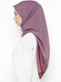 Lilac - Plain - Scarf