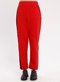 Red - Tracksuit Set