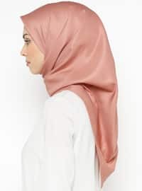 Dusty Rose - Plain - Twill - Scarf