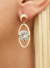 Golden tone - Earring