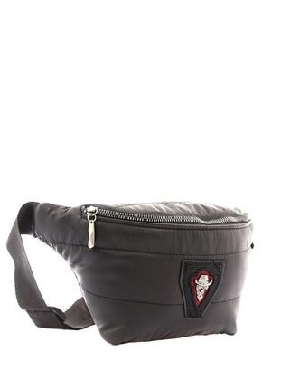 Black - Clutch - Bum Bag