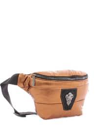 Brown - Clutch - Bum Bag
