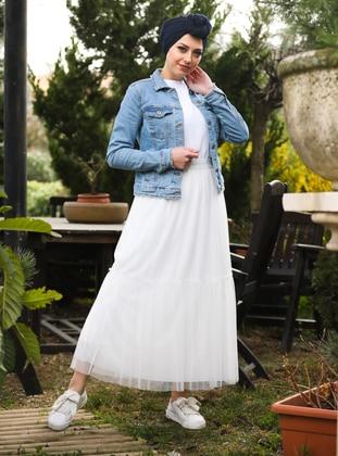 White - Skirt