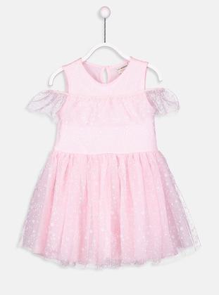 Pink - Age 8-12 Dress