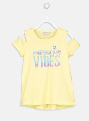 1c7a334fca74 LC WAIKIKI T-Shirts - Shop Women's T-Shirts | Modanisa - 4/8
