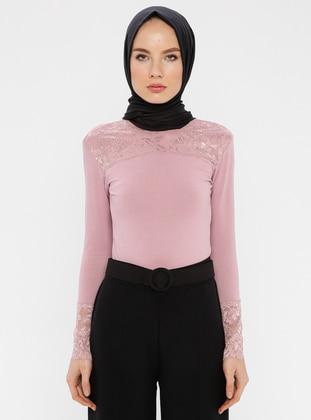 38 female Renkli Bluz Gömlek MODAGÜL