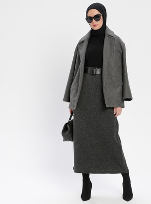 Anthracite - Unlined - Skirt