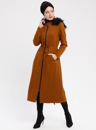 Mustard - Fully Lined - Coat