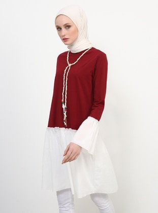 a00022f3ff6 Womens Tunic Tops & Tunic Dresses | Modanisa