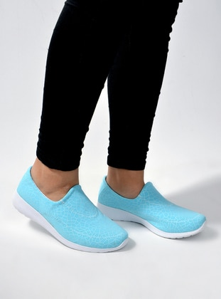 Turquoise - Sport - Sports Shoes