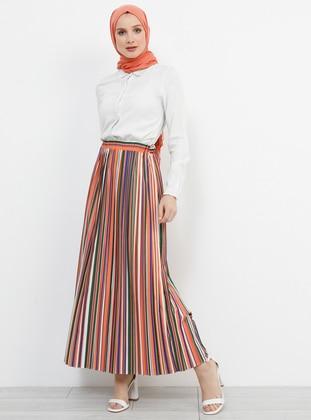 51816feda Shop Muslim Skirts: Maxi Skirts, Pleated Skirts & More   Modanisa
