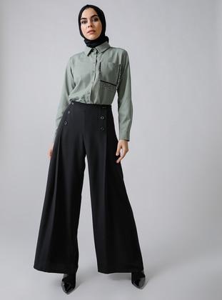 Black - Culottes