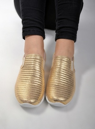 Golden tone - Sport - Sports Shoes
