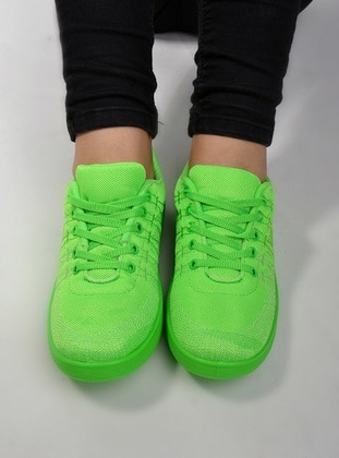 Green - Sport - Sports Shoes
