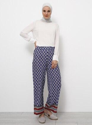 Saxe - Multi - Pants
