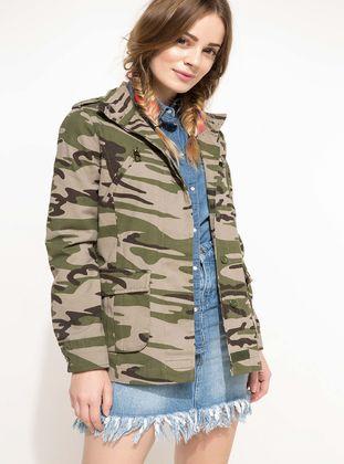 Khaki - Coat
