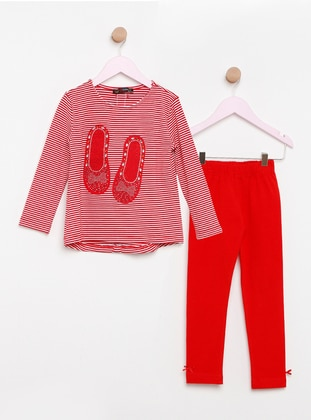 Red - Kids Pijamas - Şımart